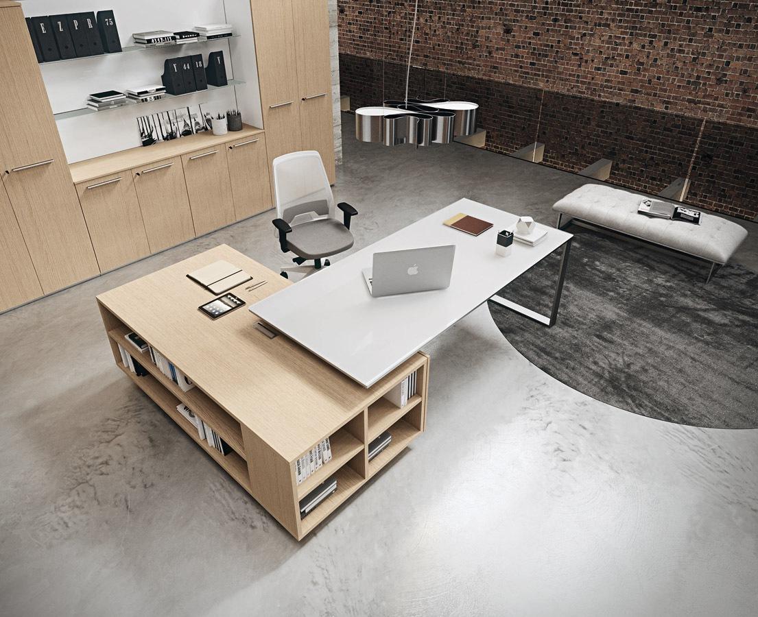 Функционални мениджърски офис мебели