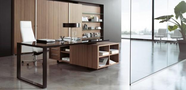 Модерен дизайн офис мебели лукс