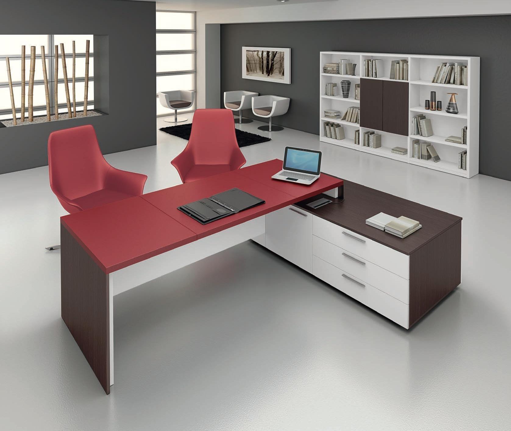 Лукс офис мебели по проект
