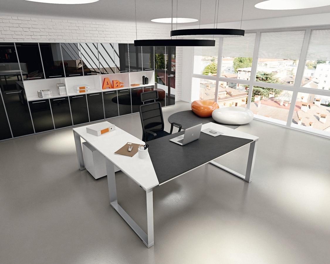 Модерни мениджърски офис мебели от ПДЧ