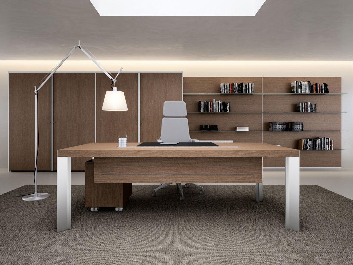 Практични офис мебели от МДФ