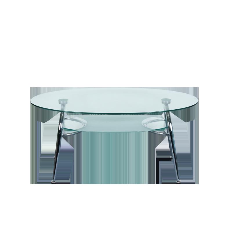 Стъклени маси за кафе - Стъклена маса за кафе EVA