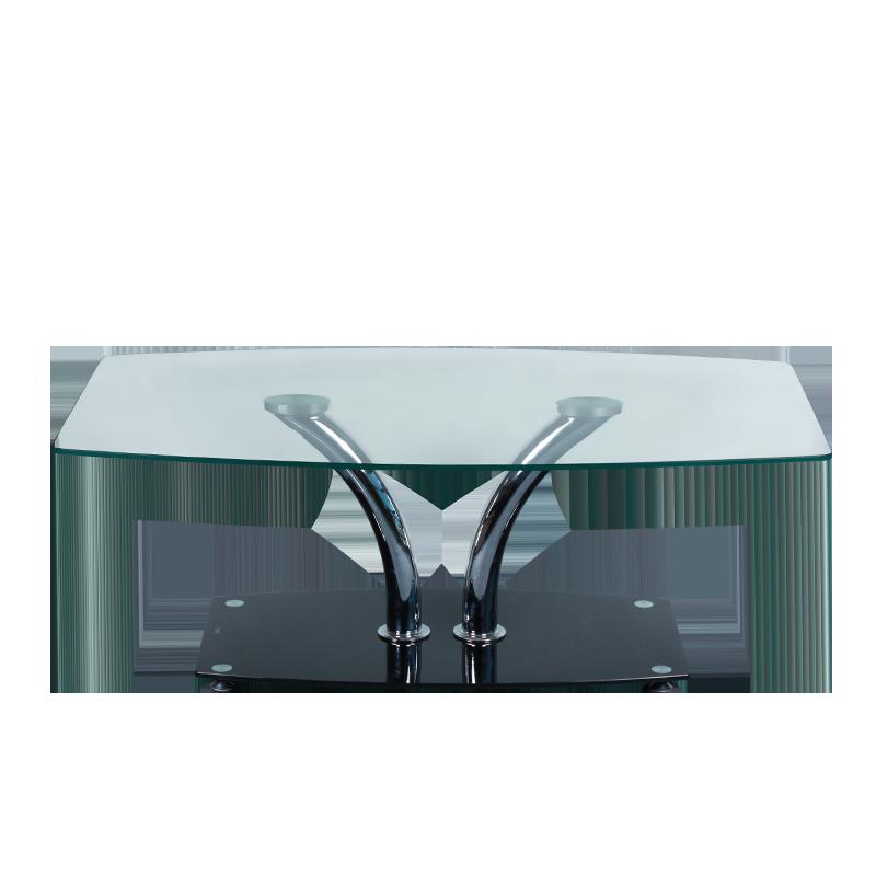Стъклени маси за кафе - Стъклена маса за кафе NINA