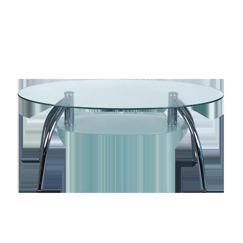Стъклени маси за кафе - Стъклена маса за кафе VICTORIA